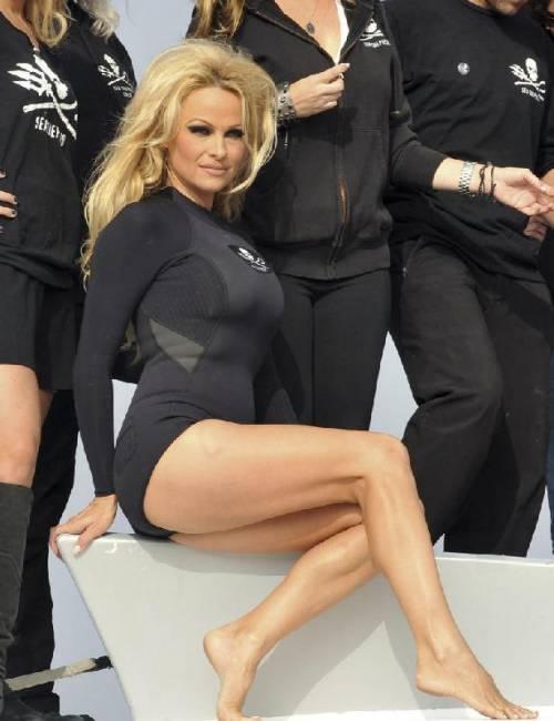 Pamela Anderson, la più sexy ieri e oggi 24