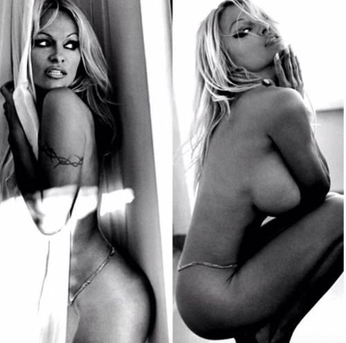 Pamela Anderson, la più sexy ieri e oggi 27