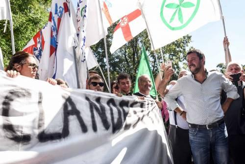 Federalismo, quella bandiera abbandonata dall'ultima Lega