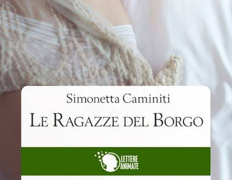 La copertina del libro di Simonetta Caminiti