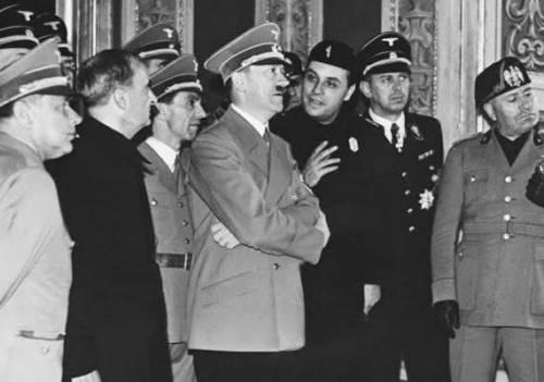 Metanfetamina e svastiche. Così la droga aiutò il Reich