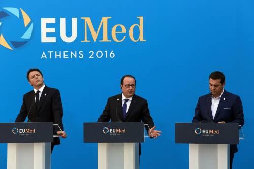 "Berlino sul vertice anti-austerity: ""Hollande e Renzi irresponsabili"""