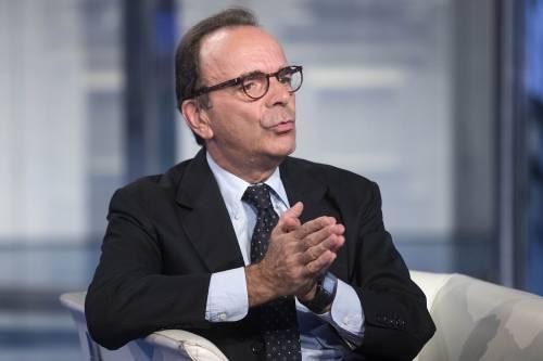 """Parisi piccona gli azzurri. """"I voti li ha Berlusconi"""""""