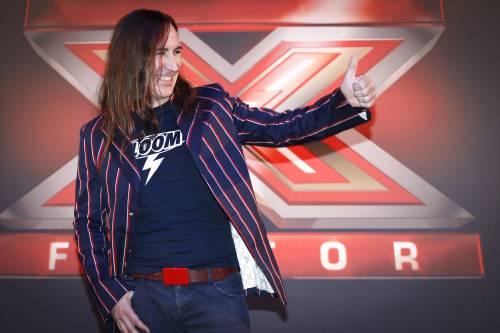 Manuel Agnelli a X Factor: foto 2