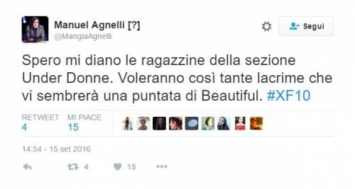 Manuel Agnelli a X Factor: foto 3