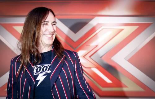 Manuel Agnelli a X Factor: foto 4