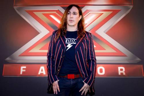Manuel Agnelli a X Factor: foto 5