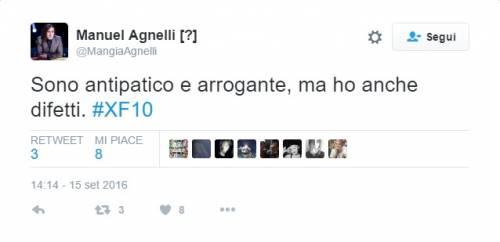 Manuel Agnelli a X Factor: foto 6