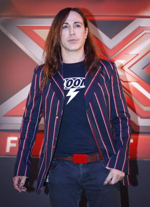 Manuel Agnelli a X Factor: foto 7