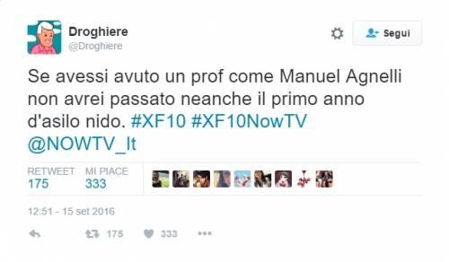 Manuel Agnelli a X Factor: foto 9