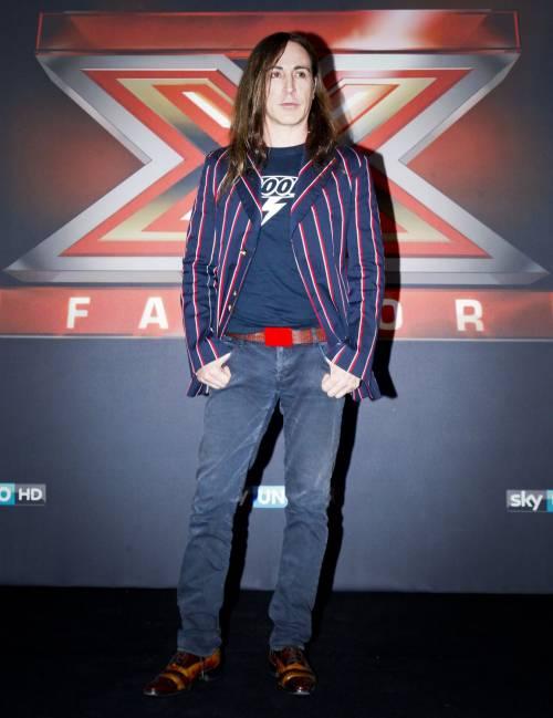 Manuel Agnelli a X Factor: foto 11