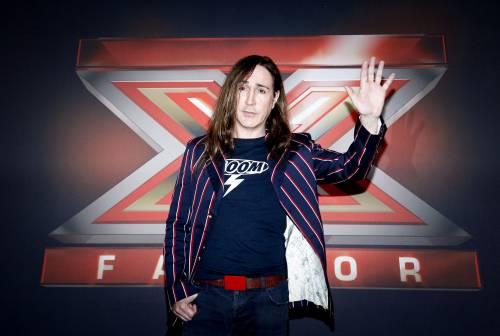 Manuel Agnelli a X Factor: foto 10