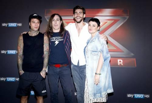 Manuel Agnelli a X Factor: foto 13