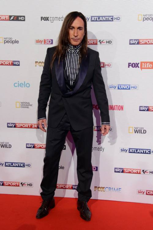 Manuel Agnelli a X Factor: foto 14