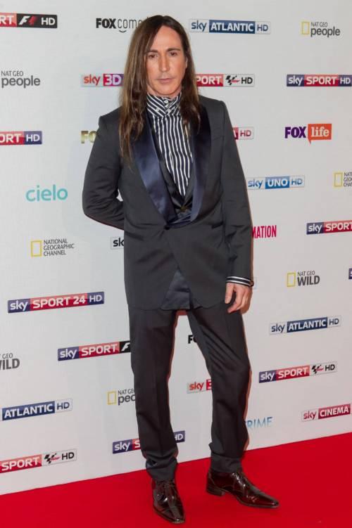 Manuel Agnelli a X Factor: foto 17