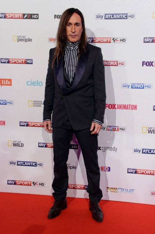 Manuel Agnelli a X Factor: foto 18
