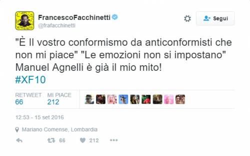 Manuel Agnelli a X Factor: foto 28