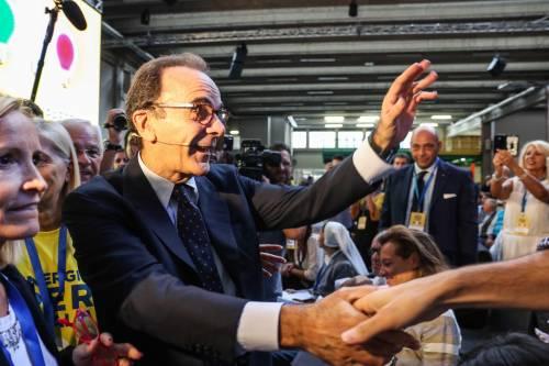 """La """"scossa"""" di Parisi: il tour moltiplica le date"""