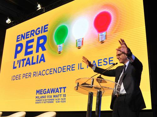 """Parisi dà lo sfratto a Renzi: """"Se vince il no, centrodestra pronto a governare"""""""