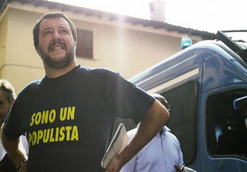 "Referendum, Salvini minaccia Brugnaro: ""Se vota sì, Venezia salta"""