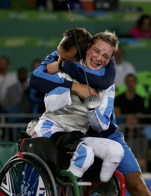 Paralimpiadi, la fantastica storia di Bebe Vio: campionessa nella vita