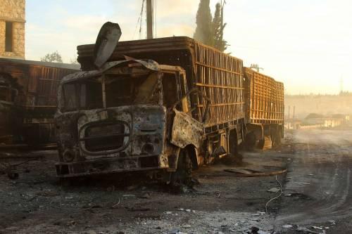 Siria, è finita la tregua: scontri ad Aleppo
