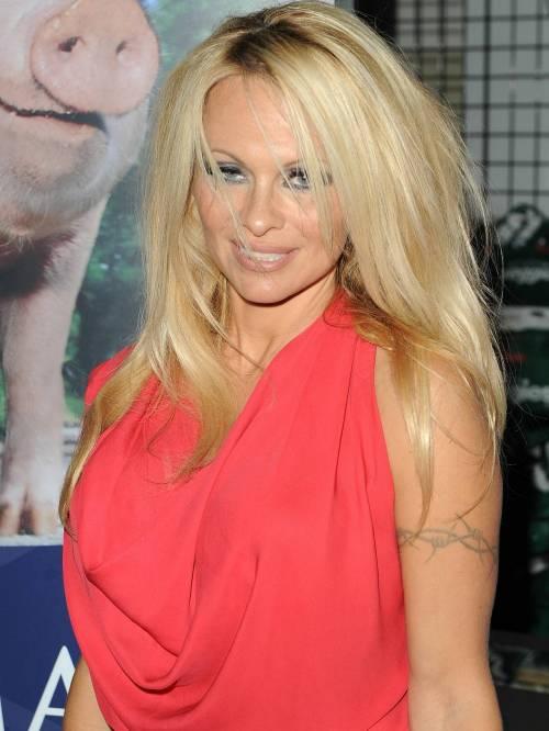 Pamela Anderson: le foto della bionda tutta curve 14