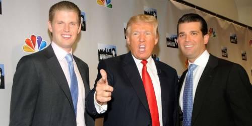 """Trump Jr: """"Non ricordo di avergli detto dell'incontro con i russi"""""""