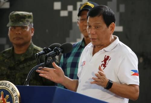 Le Filippine si aprono a Cina e Russia