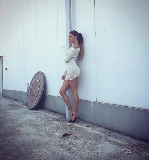 Belen Rodriguez, effusioni con Andrea Iannone 11