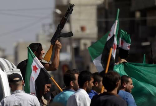 La no-fly zone in Siria è un assist ai terroristi