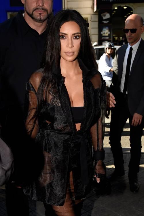 Kim Kardashian, il décolleté esplosivo della diva 2