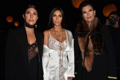 Kim Kardashian, il décolleté esplosivo della diva 21