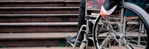 In Regione Siciliana si parla di disabilità nella sala inacessibile a disabili