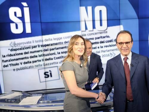 """Parisi: """"Renzi? Se sconfitto sia coerente e si dimetta"""""""