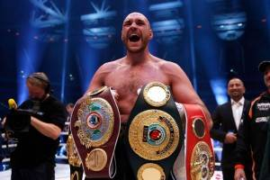 Fury campione nel segno dei maestri inglesi