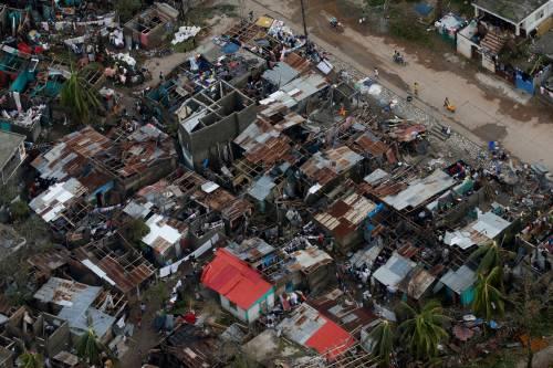 Uragano Matthew: 140 morti ad Haiti 3