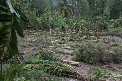Uragano Matthew: 140 morti ad Haiti 7