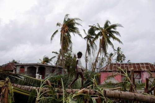 Uragano Matthew: 140 morti ad Haiti 5