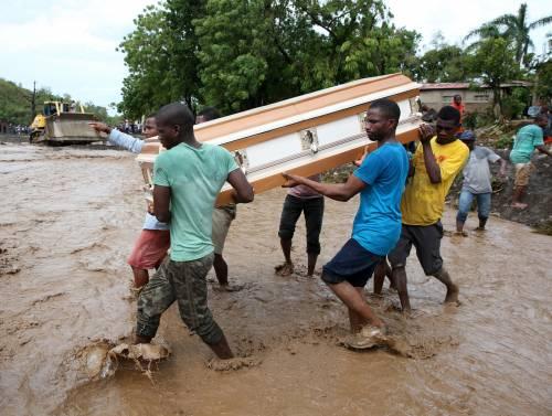 Uragano Matthew: 140 morti ad Haiti 4