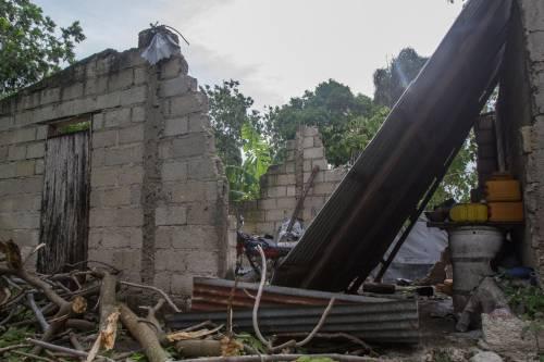 Uragano Matthew: 140 morti ad Haiti 2