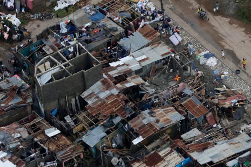 Uragano Matthew: 140 morti ad Haiti 8
