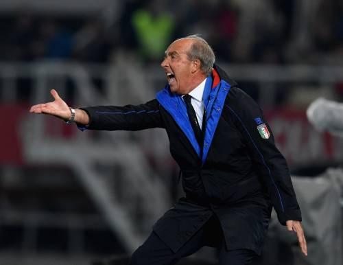 """Ventura: """"Giovane Italia da lanciare e proteggere"""""""