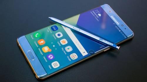Ancora grane per la Samsung: il Galaxy Note 8 ha problemi di batteria