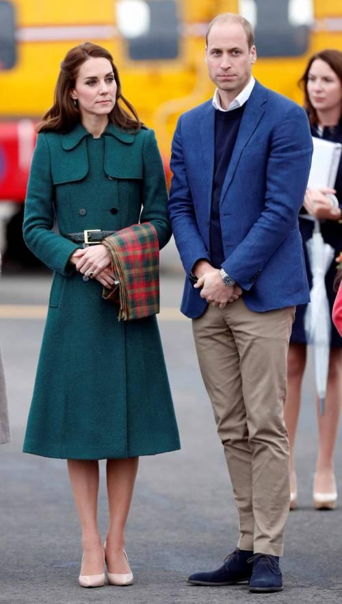 Kate Middleton, gli abiti indossati in Canada 4