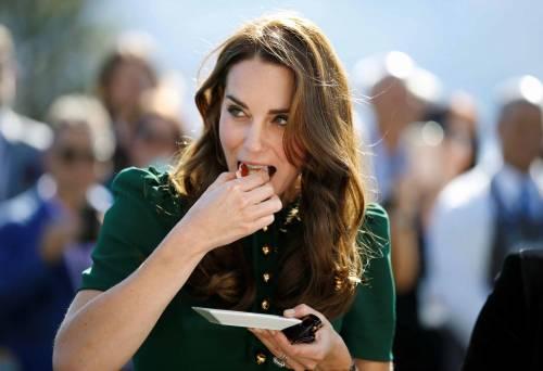 Kate Middleton, gli abiti indossati in Canada 8