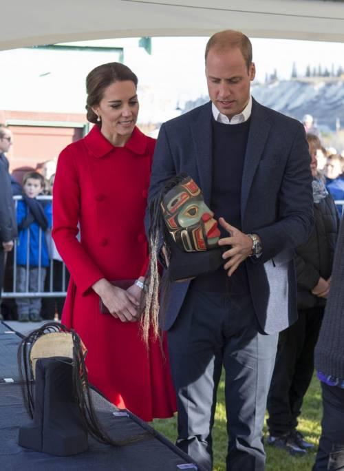 Kate Middleton, gli abiti indossati in Canada 6