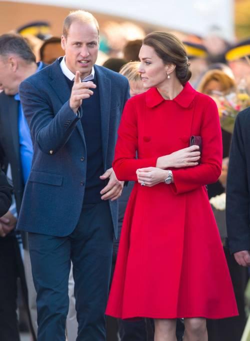 Kate Middleton, gli abiti indossati in Canada 7