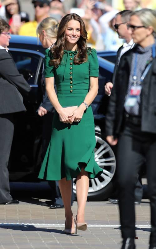Kate Middleton, gli abiti indossati in Canada 9