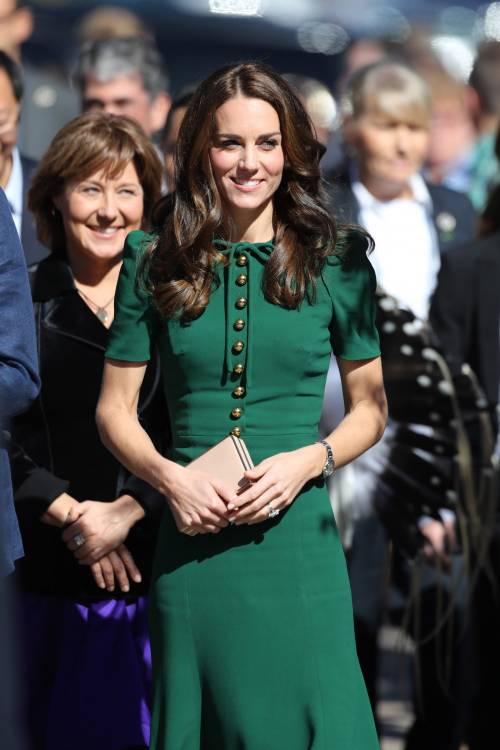 Kate Middleton, gli abiti indossati in Canada 10
